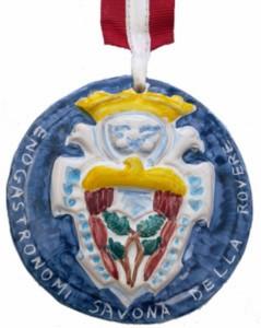 medaglia rovere
