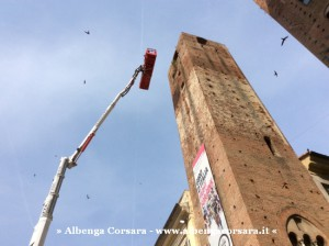 1 Malasemenza - lavori torre