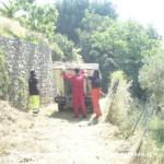 3 Via Iulia Augusta pulizia