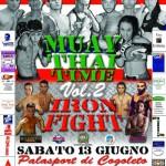 6 Fight locandina