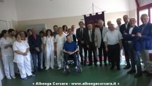 Ospedale Cairo service