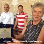 1 Targa Galizia Albenga