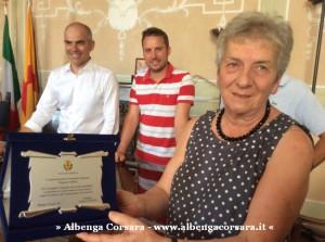 1 - Targa Galizia - Albenga