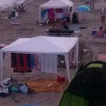 2 bivacchi spiaggia