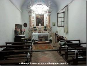 Cappella del Carmine a Bastia