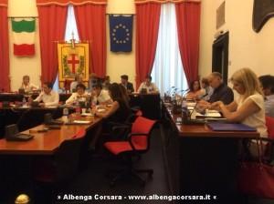 Consiglio comunale Albenga 05