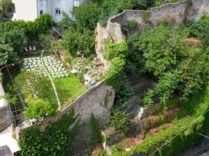 Giaradini antiche mura
