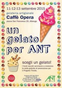 Gelato Ant set15