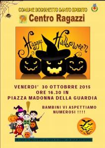 Halloween Borghetto2015