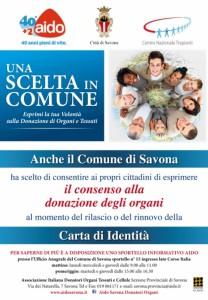 Una scelta in Comune Savona 2