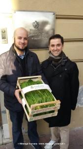 Alessandro Allario e Luca Lettieri