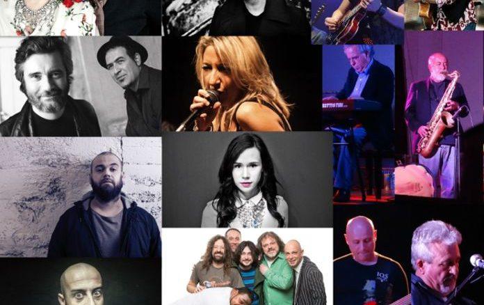 Tutti gli artisti di SLT 2015 1