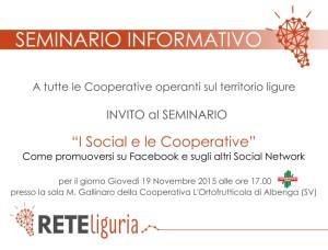 invito per seminario RETE LIGURIA 2