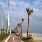 10 visita alla rinnovata passeggiata a mare di Zinola