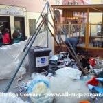 4 Loano costruzione Albero di Natale con materiale di riciclo e differenziata 17