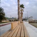 5 visita alla rinnovata passeggiata a mare di Zinola