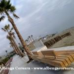 6 visita alla rinnovata passeggiata a mare di Zinola