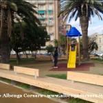 8 visita alla rinnovata passeggiata a mare di Zinola