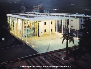 Campus di Savona_courtesy of 5 1AA Architectures_photo credit Ernesta Caviola