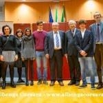 3 Studenti premiati di Genova e Ronco S.