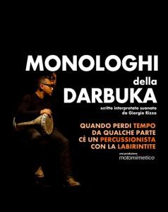 monologhi della Darbuka
