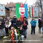 1 Delegazione a Auschwitz