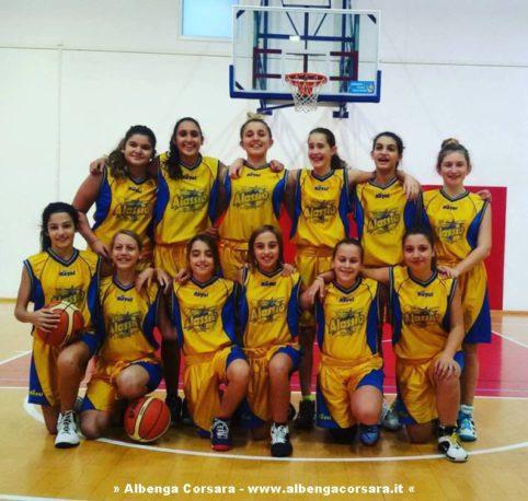 BasketAlassio ragazze