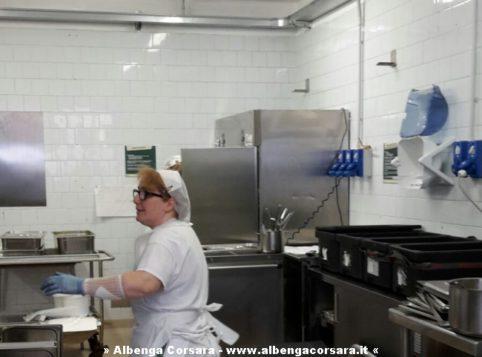 Loano Centro produzione pasti