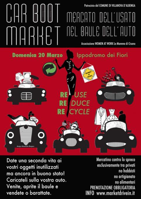 Car boot market