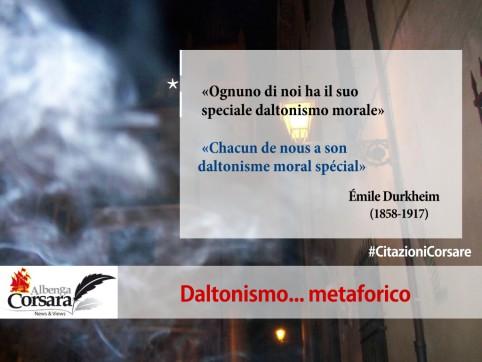 CitazioniCorsare - Durkheim