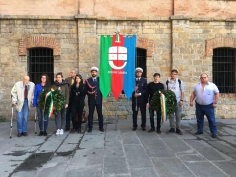 01 - Delegazione a San Saba - Liguria