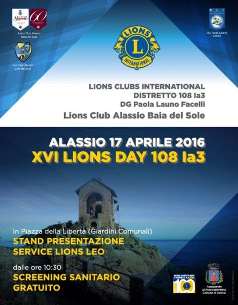 Lions Day Alassio