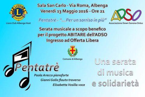 Lions Club Albenga Host ADSO