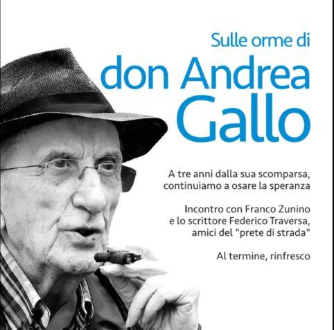 Sulle orme di Don Gallo