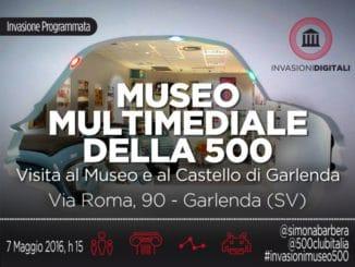 museo500 InvasioniDigitali