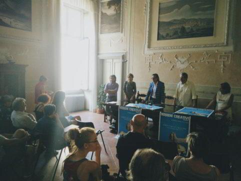Conferenza stampa Terreni creativi 2016