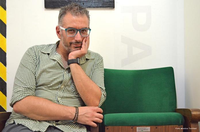 Il fotografo Alessandro Gimelli
