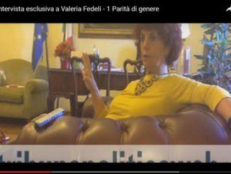 Intervista esclusiva a Valeria Fedeli