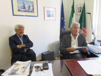 Francesco Lalla e Dario Arkel