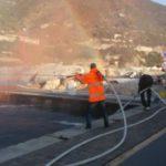 01 Esercitazione antincendio Porto Alassio