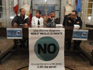 Comitati per il No a Sassello