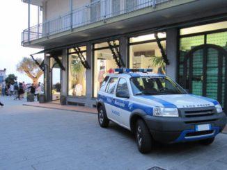 Polizia Locale Alassio Auto di controllo
