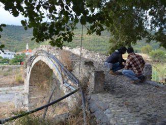 SOPRALLUOGO PONTE ROMANO di Andora