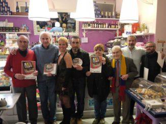 Selene Coccato e il gruppo Cafe des Artistes