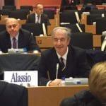 03 Alassio Cerimonia a Bruxelles nella sede del Parlamento Europeo