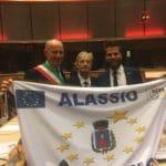 08 Alassio Cerimonia a Bruxelles nella sede del Parlamento Europeo