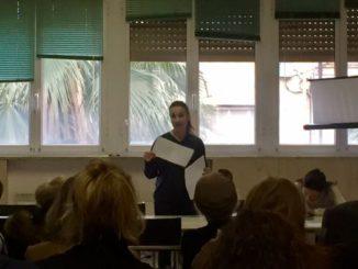 Barbara Marozzi Incontro associazioni 1