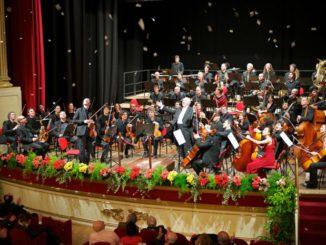 Concerto Di Fine Anno Savona Teatro Chiabrea