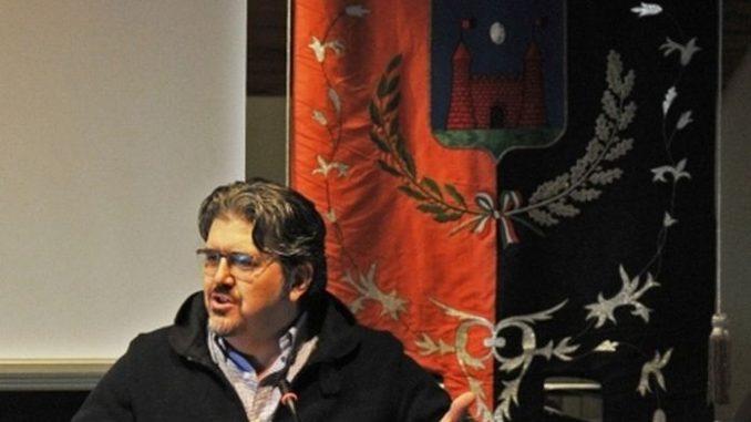 il sindaco di Loano Luigi Pignocca