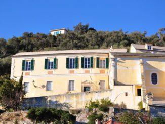 Palazzo vescovado Noli